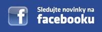 Sledujte novinky na Facebooku