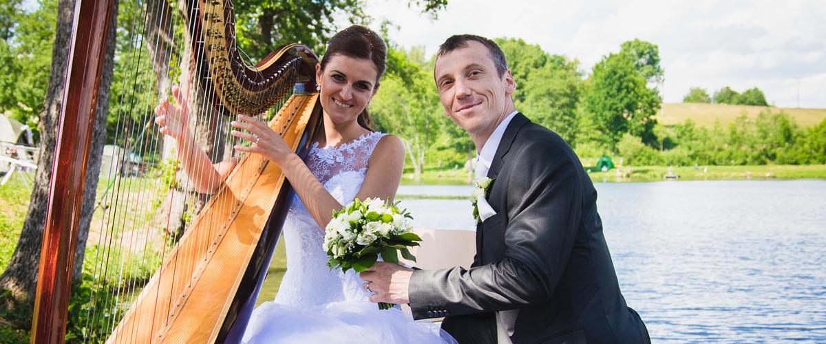 Focení svatby - Bohdaneč
