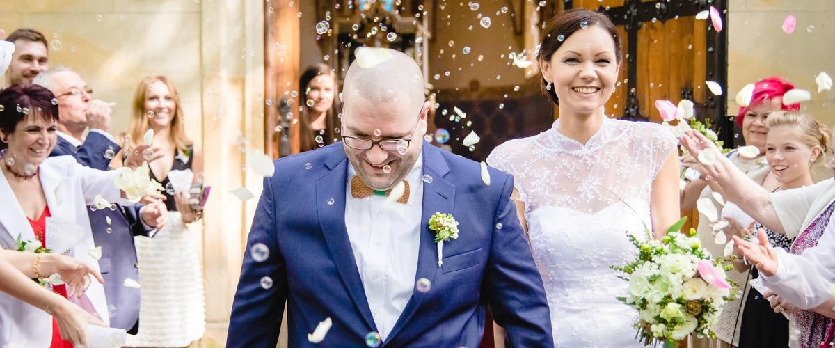 Svatba Poděbrady - Havířský kostelík