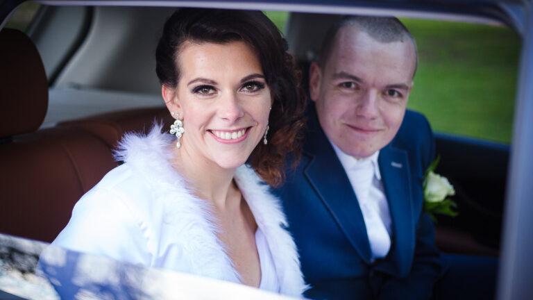 Svatba Chlumec nad Cidlinou, zámek Karlova Koruna